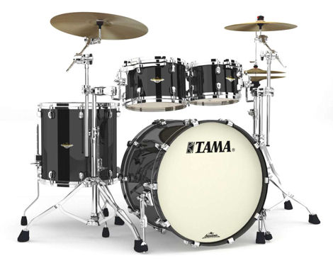 full size professional drum kit